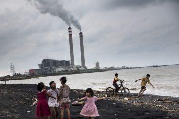 Consecuencias de la contaminación del aire para 2060